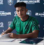 Bersama PSPS Riau, Mantan Pemain Futsal Ini Siap Merajut Mimpi di Sepak Bola