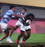 Olimpiade Tokyo: Fenomenal, Timnas Rugby Argentina Kalahkan Afsel Hanya dengan 5 Pemain