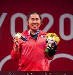 Hidilyn Diaz Akhiri Penantian 97 Tahun Filipina untuk Medali Emas Pertama di Olimpiade