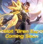 Moonton Berikan Potongan Setengah Harga untuk Skin Anyar Lancelot Bren Esports