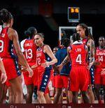 Basket Olimpiade Tokyo 2020: Tim Putri AS Tak Terkalahkan di 50 Laga Beruntun