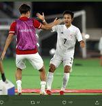 Hasil Sepak Bola Putra Olimpiade Grup A: Jepang Lolos dengan Rapor Sempurna