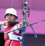 Olimpiade Tokyo 2020: Curahan Hati Pemanah Tunggal Putra Indonesia setelah Kalah dari Wakil Australia