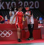 Olimpiade Tokyo 2020: Kalah, Gregoria Mariska Tunjung Menyesal