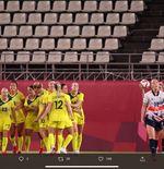 Hasil Sepak Bola Putri Olimpiade Tokyo: Inggris Raya Tersingkir di Tangan Australia