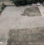 Lapangan Latihan PS Sleman Pakai Rumput yang Diimpor dari Amerika Serikat