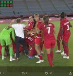 Hasil Perempat Final dan Jadwal Semi Final Sepak Bola Putri Olimpiade Tokyo 2020