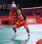 Olimpiade Tokyo 2020: Anthony Sinisuka Ginting Terinspirasi Kemenangan Greysia/Apriyani