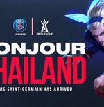 PSG Esports Resmi Luncurkan Tim Arena of Valor