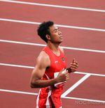 Catat 10,26 Detik di Tokyo, Lalu Muhammad Zohri Sprinter Tercepat Indonesia di Sepanjang Sejarah Olimpiade