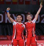 Jadwal Tanding Atlet Indonesia di Olimpiade Tokyo 2020, Senin (2/8/2021): Final Gresyia/Apriyani dan Angkat Besi