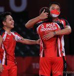 Greysia Polii/Apriyani Rahayu: Terima Kasih, Indonesia