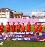 Ryuji Utomo dan Natanael Siringoringo Bernasib Sama di Laga Terbaru Liga Malaysia