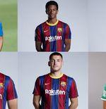 6 Pemain Muda Barcelona yang Mencuri Perhatian pada Pramusim 2021-2022