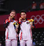 Rekap Bulu Tangkis Olimpiade Tokyo 2020:Indonesia Sabet 2 Medali, CinaJuara Umum