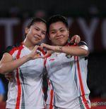 Greysia/Apriyani Raih Emas, Indonesia Ungguli Thailand di Klasemen Medali Olimpiade Tokyo