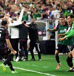 Final Piala Emas CONCACAF 2021: Penyerang Meksiko Balas Tudingan Soal Main Kasar