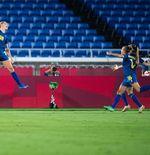 Hasil Sepak Bola Putri Olimpiade Tokyo 2021: Swedia Lolos ke Final Dua Kali Beruntun