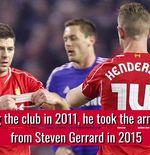VIDEO: Perjalanan Jordan Henderson sampai Menjadi Kapten Juara Liga Champions