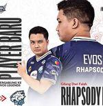 Alasan EVOS Rhapsody Pindah dari Arena of Valor ke Mobile Legends