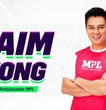 MPL Indonesia Gandeng Baim Wong sebagai Brand Ambassador