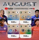 Jadwal Siaran Langsung Gratis J.League Bulan Agustus 2021: 4 Laga Menarik