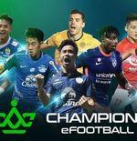 Persib Bandung Resmi Jadi Wakil Indonesia dalam Turnamen PES Champions eFootball 2021