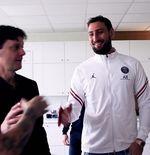 VIDEO: Hari Pertama Gianluigi Donnarumma Bertemu Rekan Setim di Paris Saint-Germain
