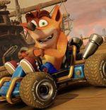 Nostalgia Dengan Game Jadul, Crash Team Racing