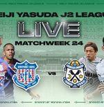 Saksikan Gratis Sekarang! J2 League Live Match: Ventforet Kofu vs Jubilo Iwata