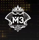 Daftar Tim yang Sudah Memastikan Diri Lolos ke M3 World Championship