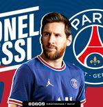 VIDEO: Detik-Detik Lionel Messi Bergabung PSG