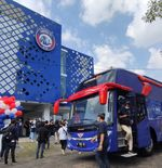 Rayakan Ulang Tahun Ke-34, Arema FC Dapat Kado Spesial dari Presiden Klub