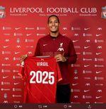 VIDEO:  Jurgen Klopp Bersyukur Virgil van Dijk Perpanjang Kontrak di Liverpool