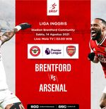 Prediksi Brentford vs Arsenal: The Gunners Waspadai Sengatan The Bees
