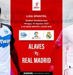 Prediksi Alaves vs Real Madrid: Era Baru Los Blancos Dimulai