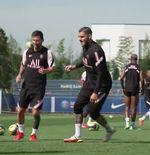 Kala Tendangan Kaki Kanan Lionel Messi Diejek Gianluigi Donnarumma