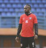 Boaz Solossa Diberi Satu Syarat oleh Pelatih Borneo FC untuk Kesempatan Bermain