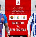 Prediksi Barcelona vs Real Sociedad: Memulai Era Baru Tanpa Lionel Messi