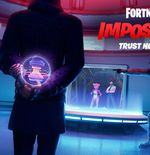 Fortnite Resmi Luncurkan Mode ''Among Us''