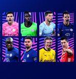 Daftar Lengkap Nominasi Penghargaan UEFA Musim 2020-2021, Tak Ada Messi atau Ronaldo Sama Sekali