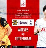 Prediksi Wolves vs Tottenham Hotspur: Duel Spesial Pelatih The Lilywhites