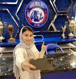 Arema FC Dapat Dukungan Spesial dari Pebulu Tangkis Asal Iran Jelang Liga 1 2021-2022