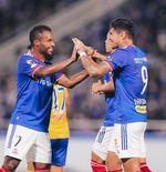 5 Tim dengan Rerata Sprint Tertinggi di J1 League Musim Ini