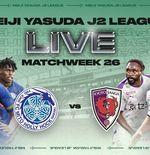 Saksikan Sekarang! Live Streaming J2 League: Mito Hollyhock vs Kyoto Sanga