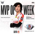 God1va Raih MVP Player of the Week Pekan Kedua MPL ID Season 8