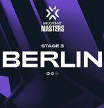 Hasil Valorant Masters Berlin Hari Kedelapan: Dikalahkan Team Envy, Sentinels Tersingkir
