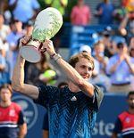 Alexander Zverev Akhiri 7 Tahun Kebuntuan di Cincinnati dengan Gelar Juara