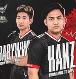 Debutan Geek Fam ID, Hanz, Akui Tidak Grogi Tampil di MPL ID Season 8