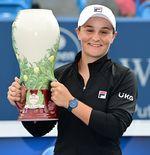 Tampil Sempurna, Ashleigh Barty Juara Cincinnati Masters 2021